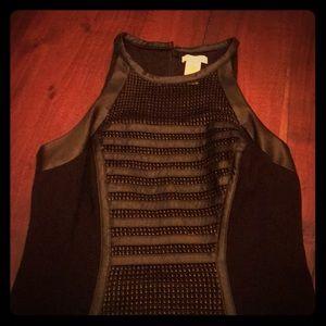 Cache sleeveless dress